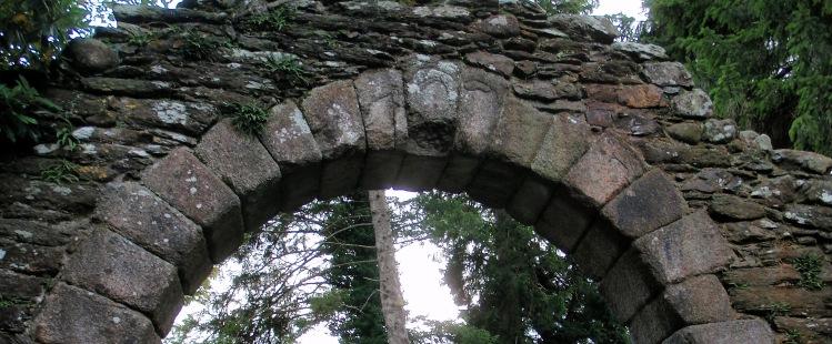 Glendalough, Ireland Arch